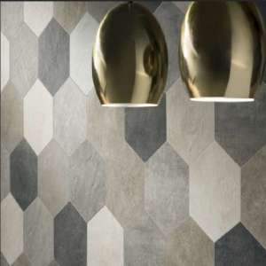 Mosaique Icon Dove gray esagono