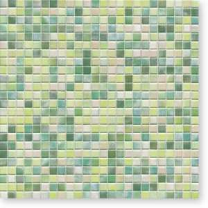 Mosaique Kauri Aquagreen-mix glossy