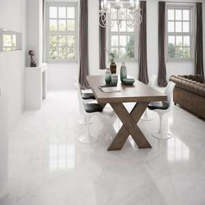 Carrelage Neptune White brillo