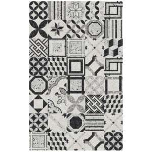 Carrelage Marmette Decor black&white