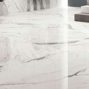 Carrelage Purity of marble Statuario ret/lux
