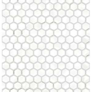 Mosaique Air hexagon white