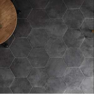 Carrelage Urban Hexagon dark