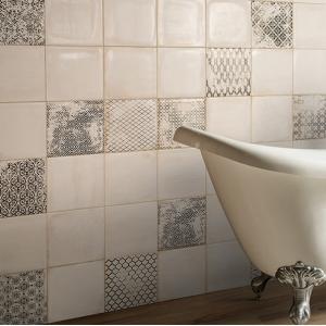 Faience Aleluia ceramicas Heritage Decor mandala beige mat brillo 20 ... 52f2c32467c