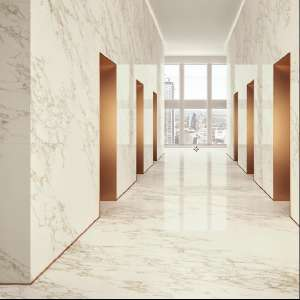 Carrelage Marble experience Calacatta gold lapp/ret