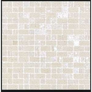 Mosaique Raku Spacc silvery