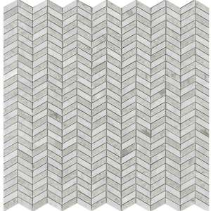 Mosaique Weft Grey gloss