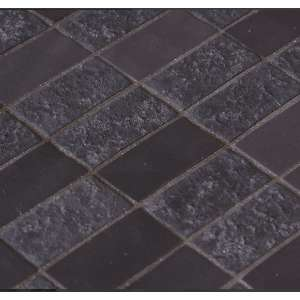 Mosaique Marbelous Mos black mat