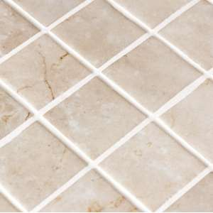 Mosaique Penta eco stones cream mat