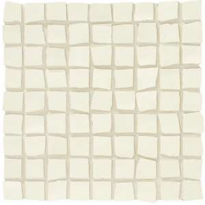 Carrelage Ground Mosaic white