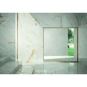 Carrelage Marble look Golden white lux/ret