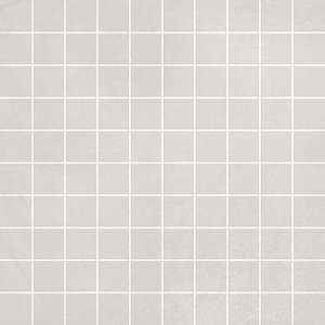 Mosaique Futura Grid white mat