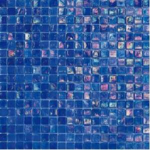 Mosaique Iridium Iris 4 glass mosaic
