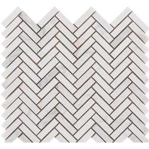Mosaique Persian Lines minicambric white